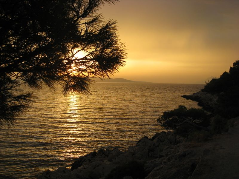 Adriatic Sunset